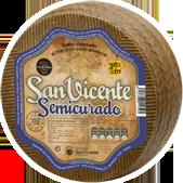 San Vicente Mezcla Semicurado